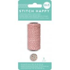 Шнур для шитья и декора Stitch Happy Baker's Twine — Red