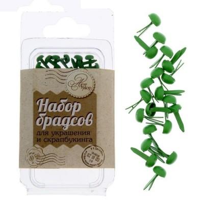 Набор брадсов Весенняя зелень