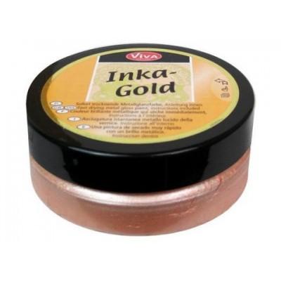 Краска-паста Inka-Gold Aprikot