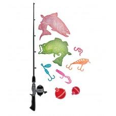 Нож для вырубки Fishing Set (set of 9)