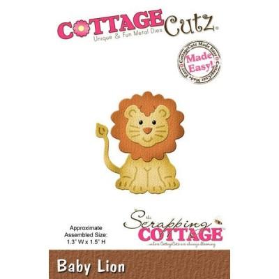 Нож для вырубки Baby Lion