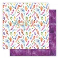 Набор бумаги Хиппи-тревел 30,5 x 30,5 см (1/2)