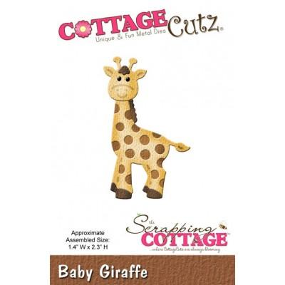 Нож для вырубки Baby Giraffe