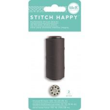 Шнур для шитья и декора Stitch Happy - Black Thread