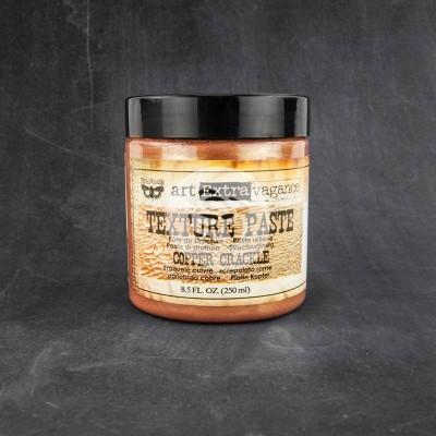 Текстурная паста Art Extravagance — Copper Crackle