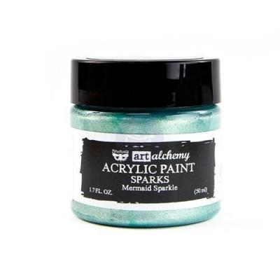 Акриловая краска Art Alchemy — Marmaid Sparkle
