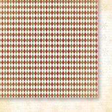 Бумага для скрапбукинга Wesołych Świąt 06