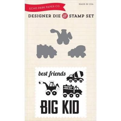 Набор ножей и штампов Big Kid