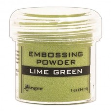 Пудра для эмбоссинга Lime Green