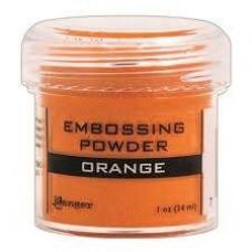 Пудра для эмбоссинга Orange