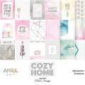 Набор карточек Cozy home