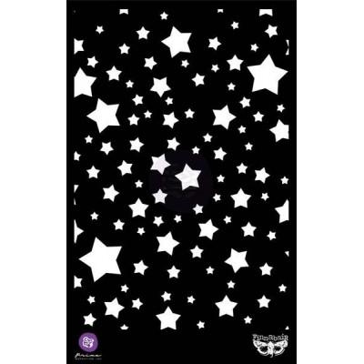 Маска-трафарет 6x9 Stencil — Stars