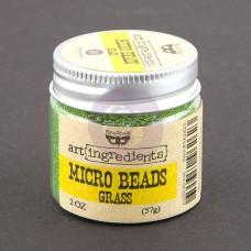 Микробисер Art Ingredients — Grass