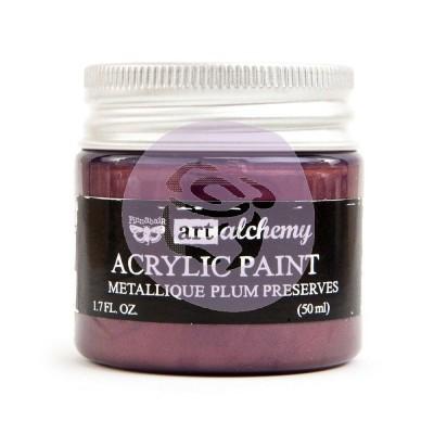 Акриловая краска Art Alchemy — Plum Preserves
