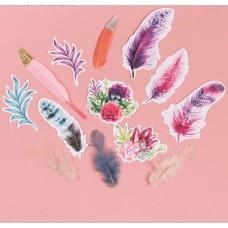 Пёрышки для творчества — Райский сад
