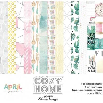 Набор бумаги Cozy home 30,5 х 30,5