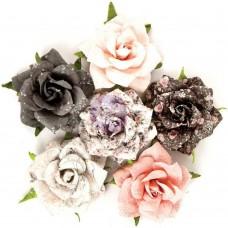 Бумажные цветы Persian Marblelite