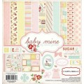 Набор бумаги Baby Girl Mine 30,5 х 30,5