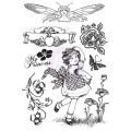 Набор штампов Princess- Cling Stamp