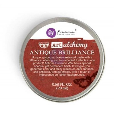 Восковая паста Art Alchemy Antique Brilliance-Fire Ruby