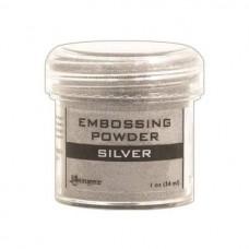 Пудра для эмбоссинга Silver
