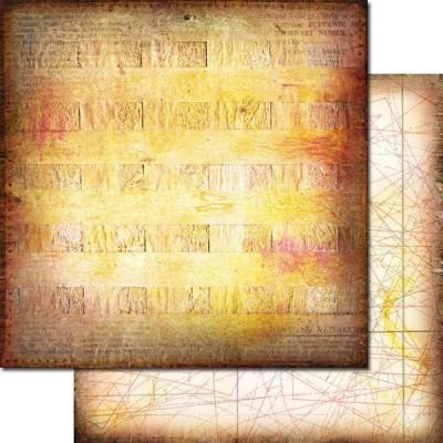 Бумага для скрапбукинга Ah Whatever 30,5 x 30,5