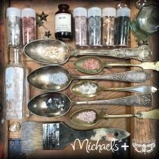 Набор хлопьев слюды Art Ingredients — Antique