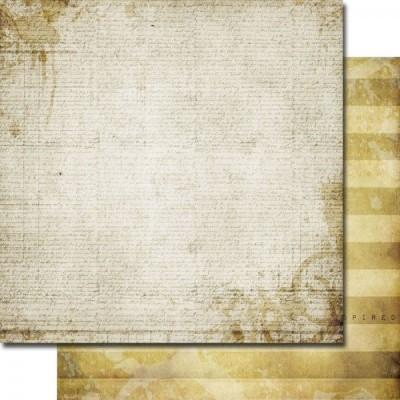 Бумага для скрапбукинга Stained 30,5 x 30,5