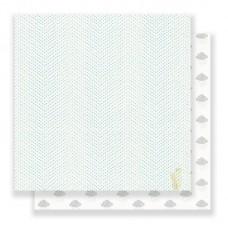 Бумага для скрапбукинга Cuddle 30,5 х 30,5
