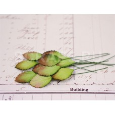 Листья, зеленые (10 шт.)