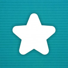 Заготовка Звезда (округлая)