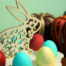 Подставка для яиц - Заяц