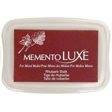Пигментные чернила Memento Luxe — Rhubarb Stalk