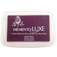 Пигментные чернила Memento Luxe — Sweet Plum