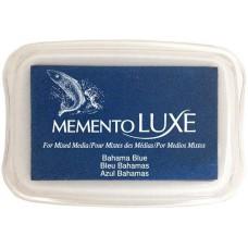 Пигментные чернила Memento LUXE Inkpad - Bahama Blue
