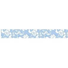 Бумажный скотч с принтом. Русская зима. Зимние узоры