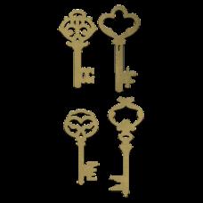 Набор ножей Key