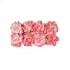 Гвоздики розовые, 8 шт