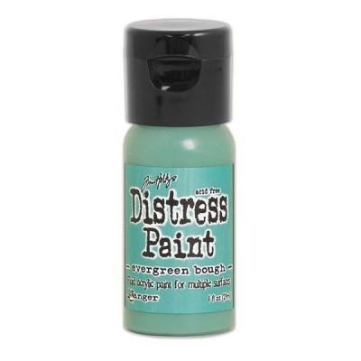 Акриловая краска Distress Paint - Evergreen Bough