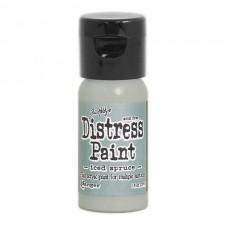 Акриловая краска Distress Paint - Iced Spruce