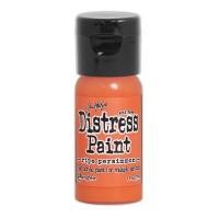 Акриловая краска Distress Paint - Ripe Persimmon