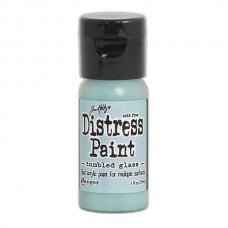 Акриловая краска Distress Paint - Tumbled Glass