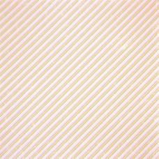 Бумага для скрапбукинга Diagonal Glitter Stripe 30,5 х 30,5