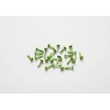 Набор брадсов, зеленые, 25 шт