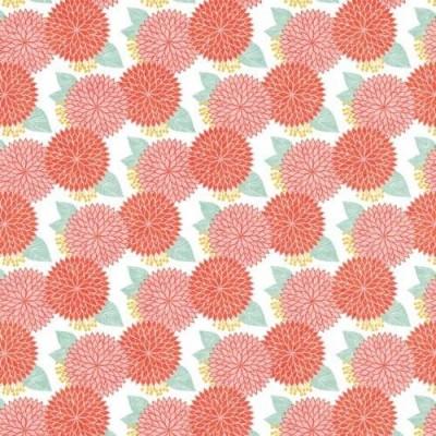 Бумага для скрапбукинга Floral