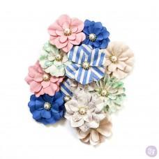 Бумажные цветы Santorini Flowers - Oia