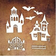 Чипборд Таинственный замок