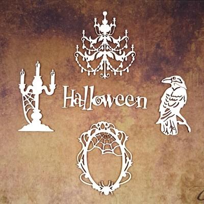 Чипборд Хэллоуин 2