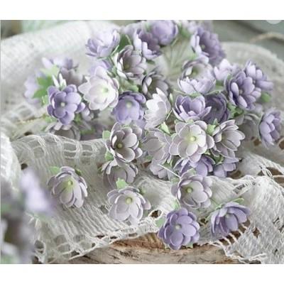 Набор цветов Малыши сиреневые 1 см