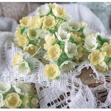 Набор цветов Малыши желтые 1 см